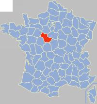 Communes of the Loir-et-Cher department Wikimedia list article