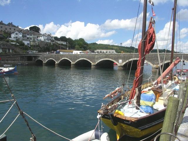 Looe Bridge, Cornwall
