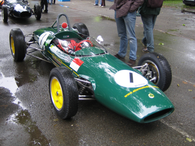 Building A Terrapin Race Car