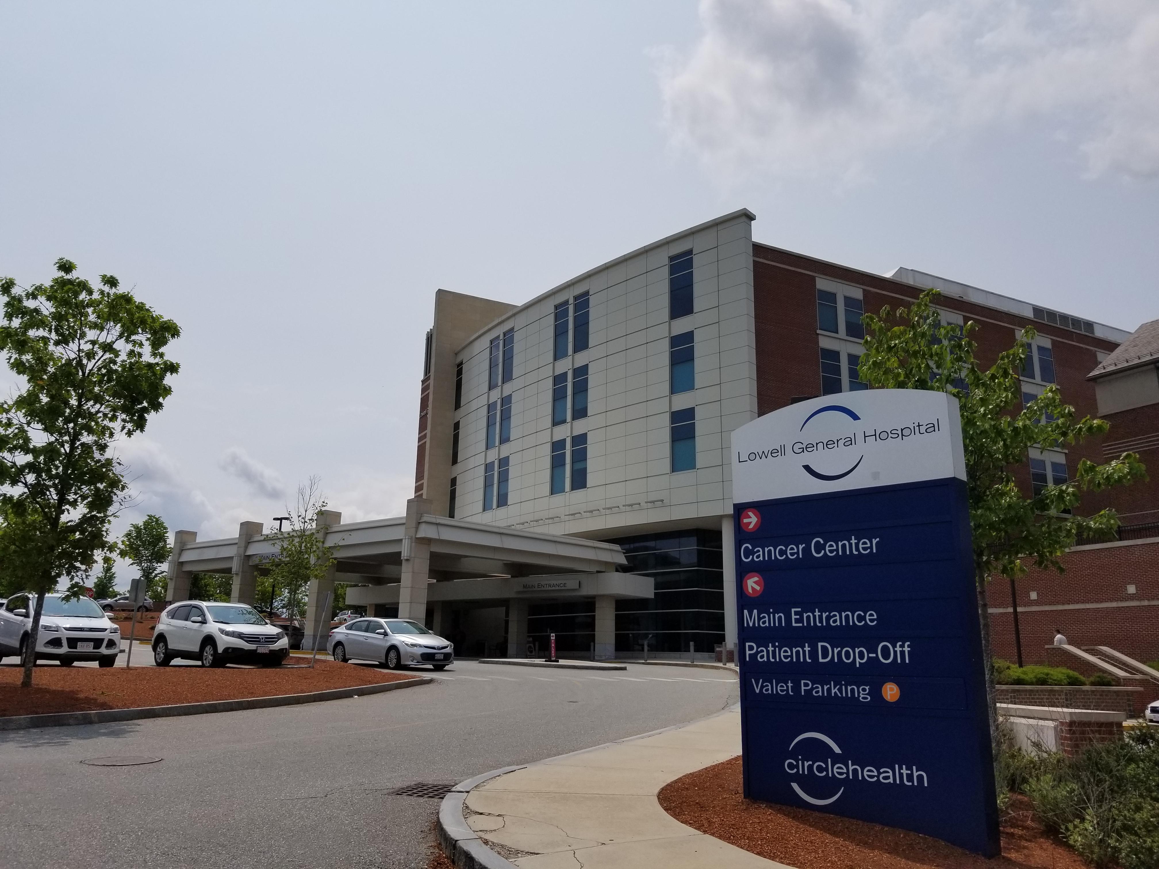Lowell General Hospital - Wikipedia