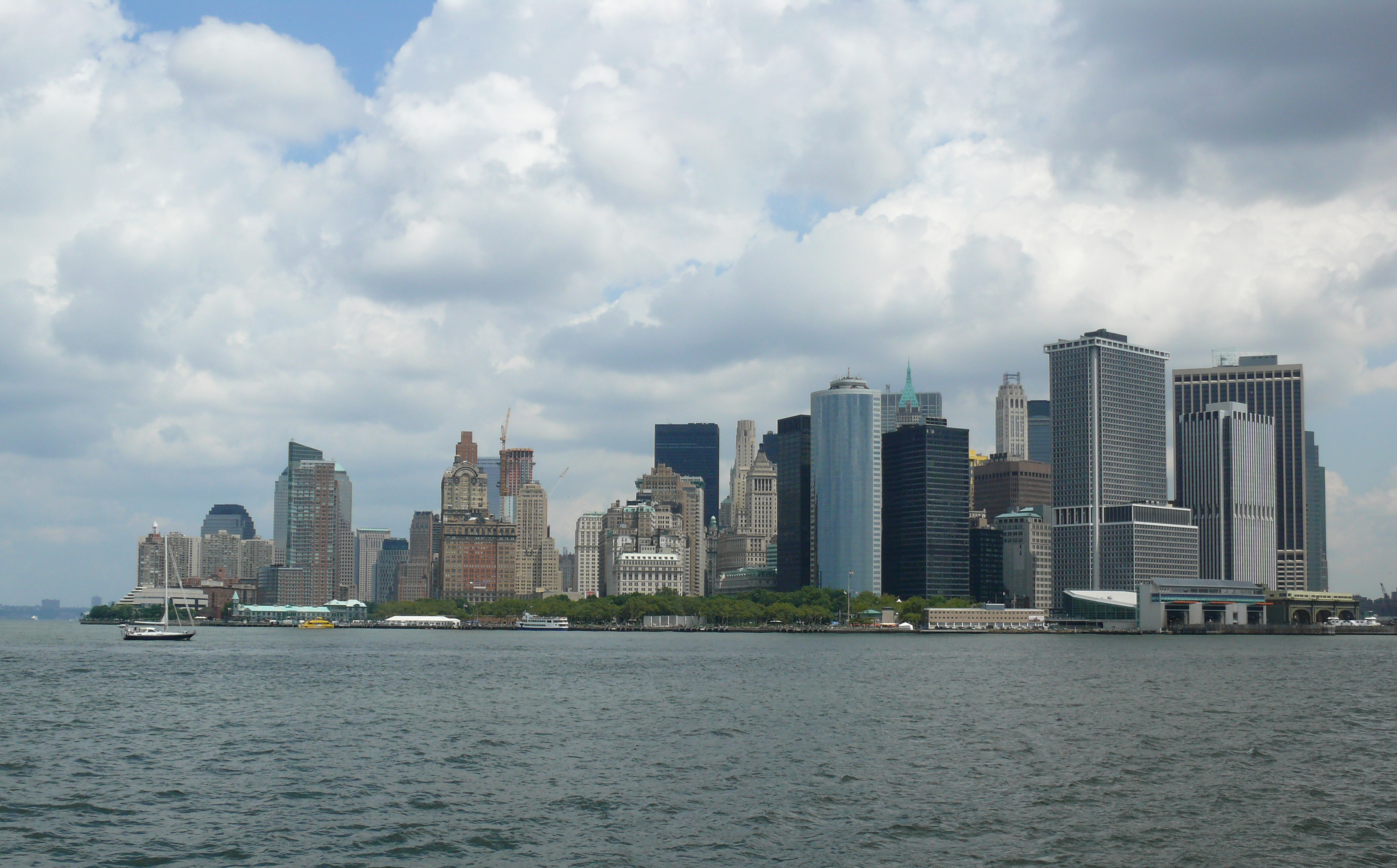 manhattan skyline new - photo #28