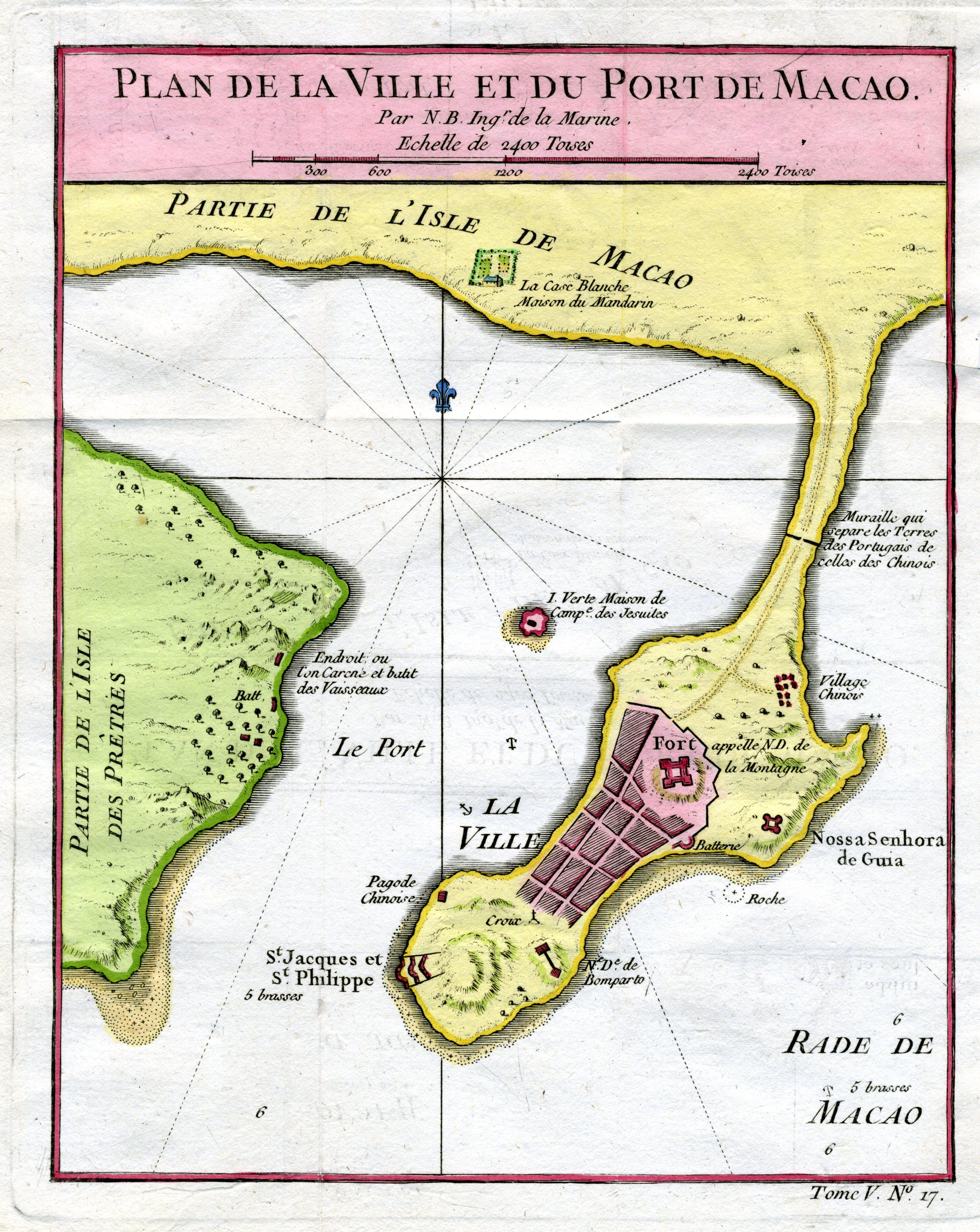 Plan De Ville De Gourett