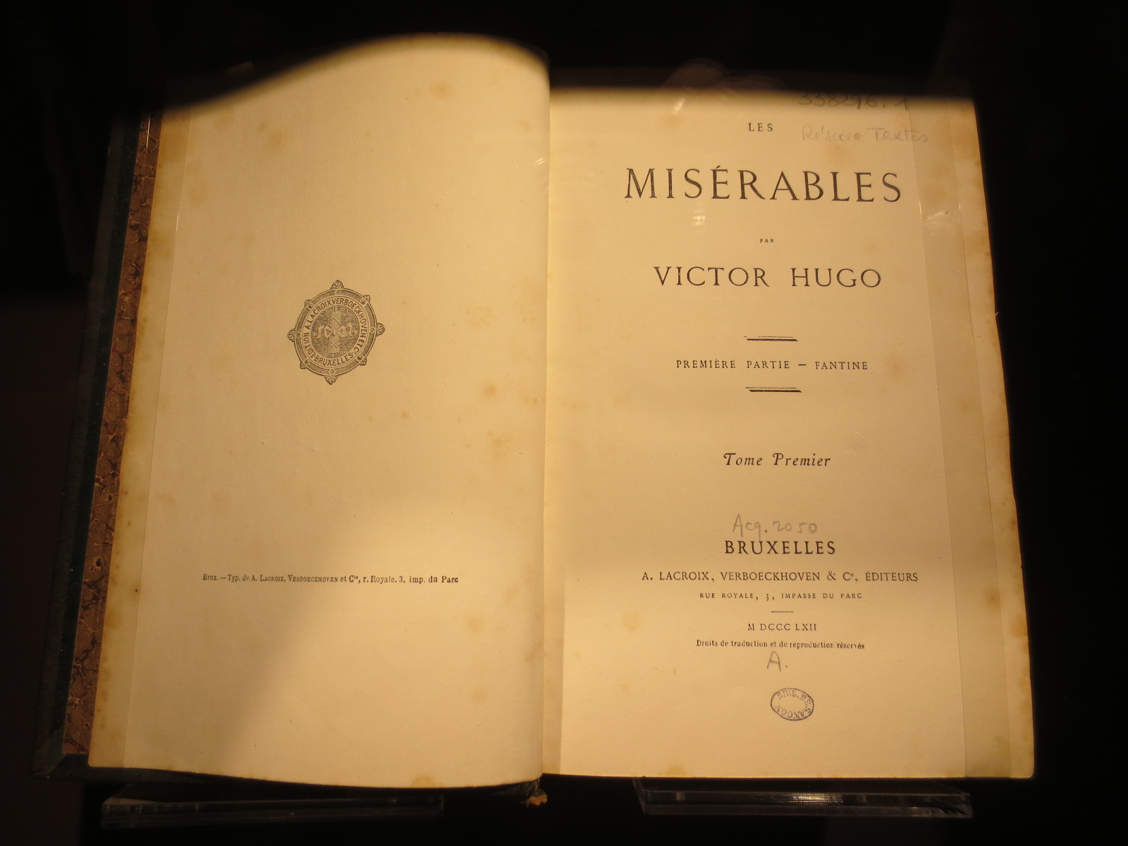 an analysis of victor hugos most celebrated novel les miserables Les miserables and its afterlives  exploring the enduring popularity of victor hugos les misrables, this collection offers analysis of both the novel itself and.