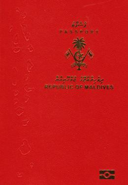 Visa requirements for Maldivian citizens - Wikipedia