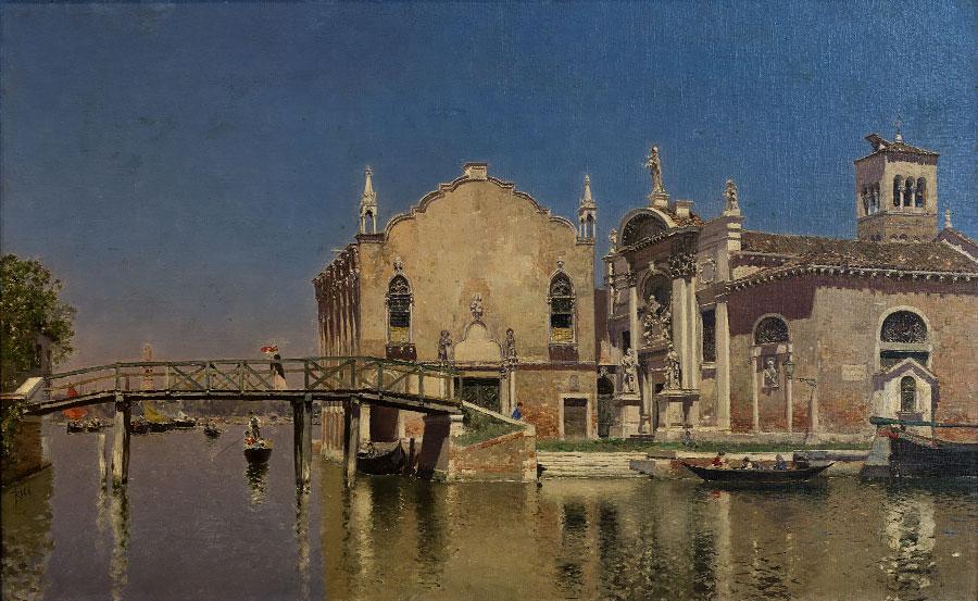 Martín Rico - Santa María de la Misericordia, Venecia.jpg