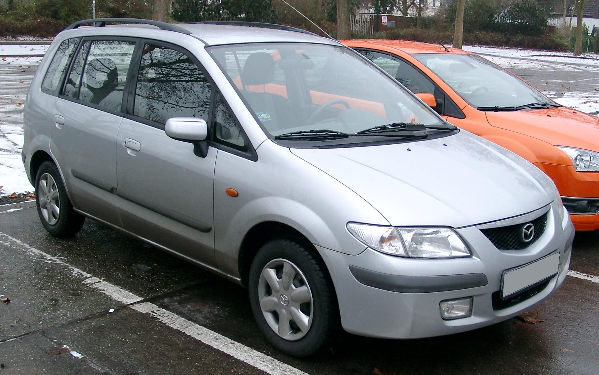 Kelebihan Mazda Premacy Harga