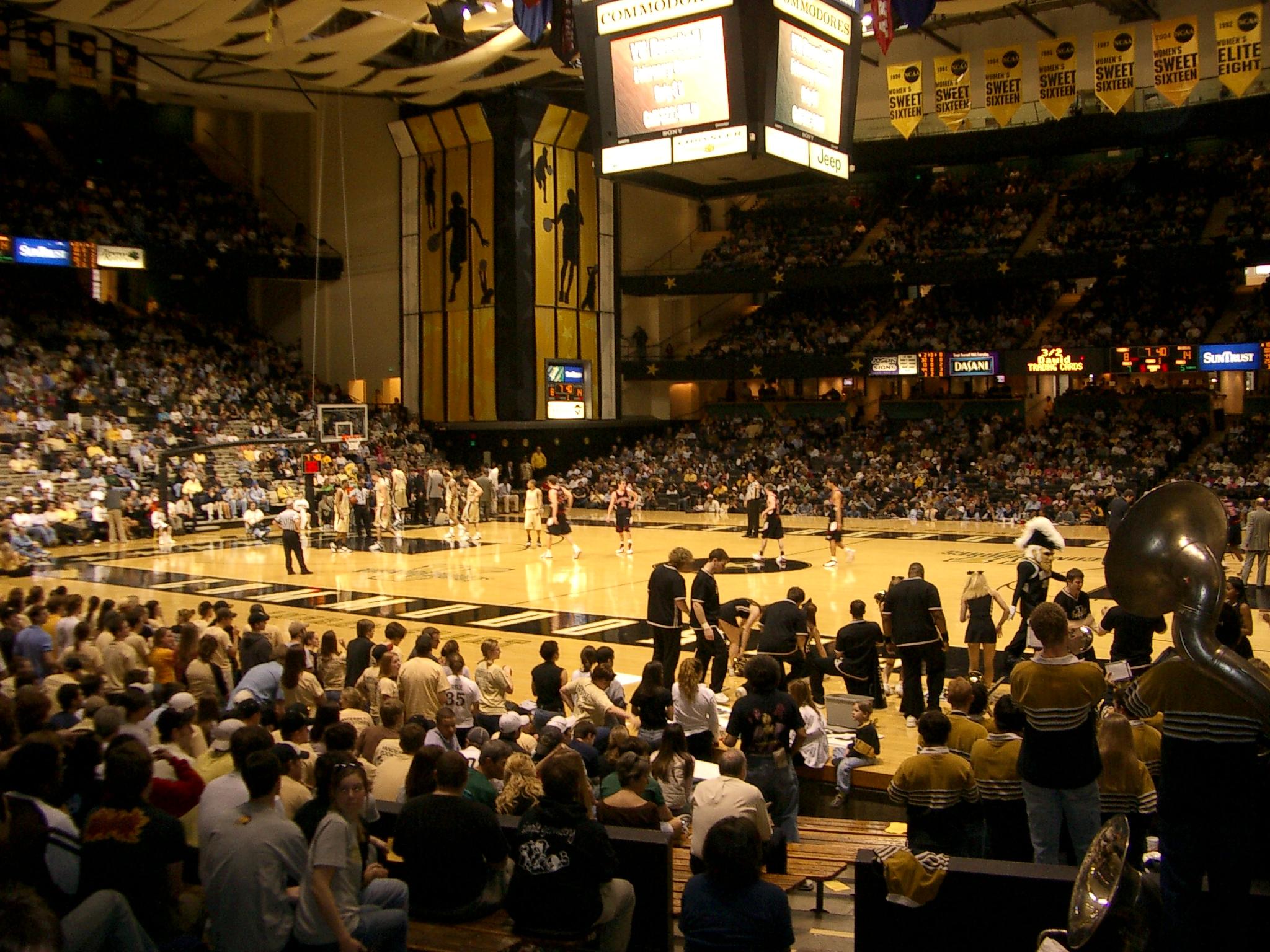 Memorial Gymnasium Vanderbilt University Wikipedia
