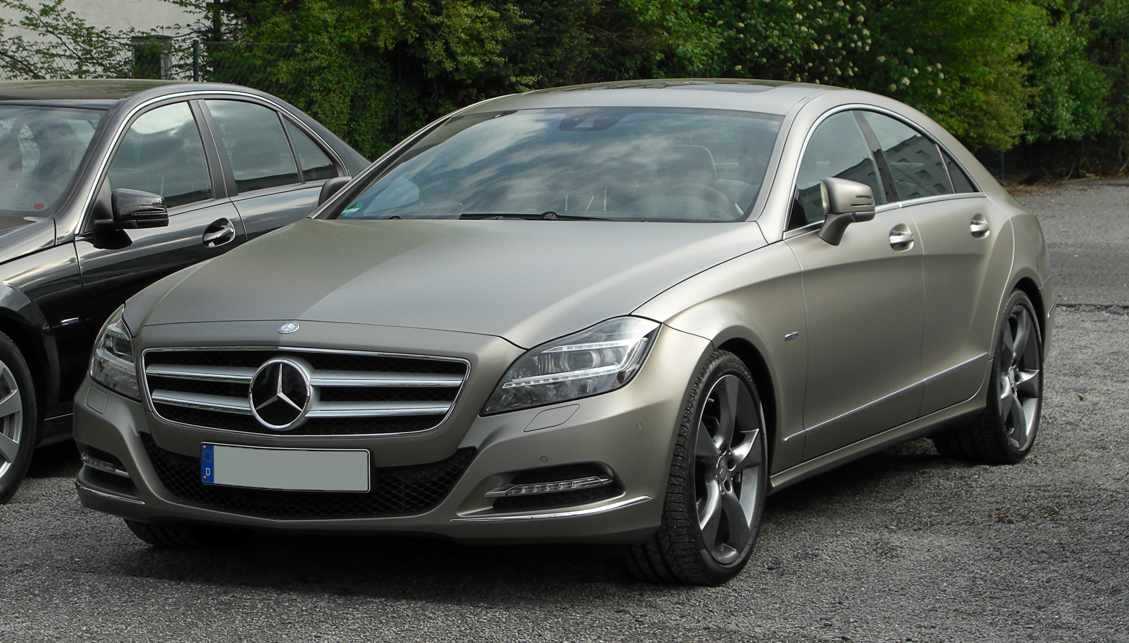 File mercedes benz cls 350 blueefficiency edition 1 c 218 for Mercedes benz f