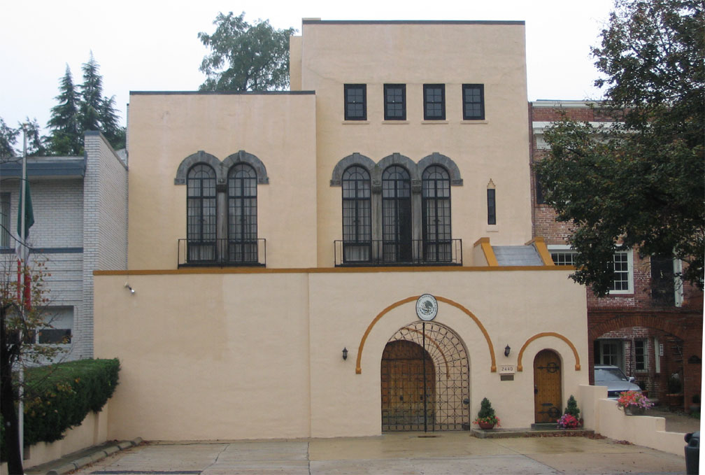 Permanent Mission Of Mexico To The OAS