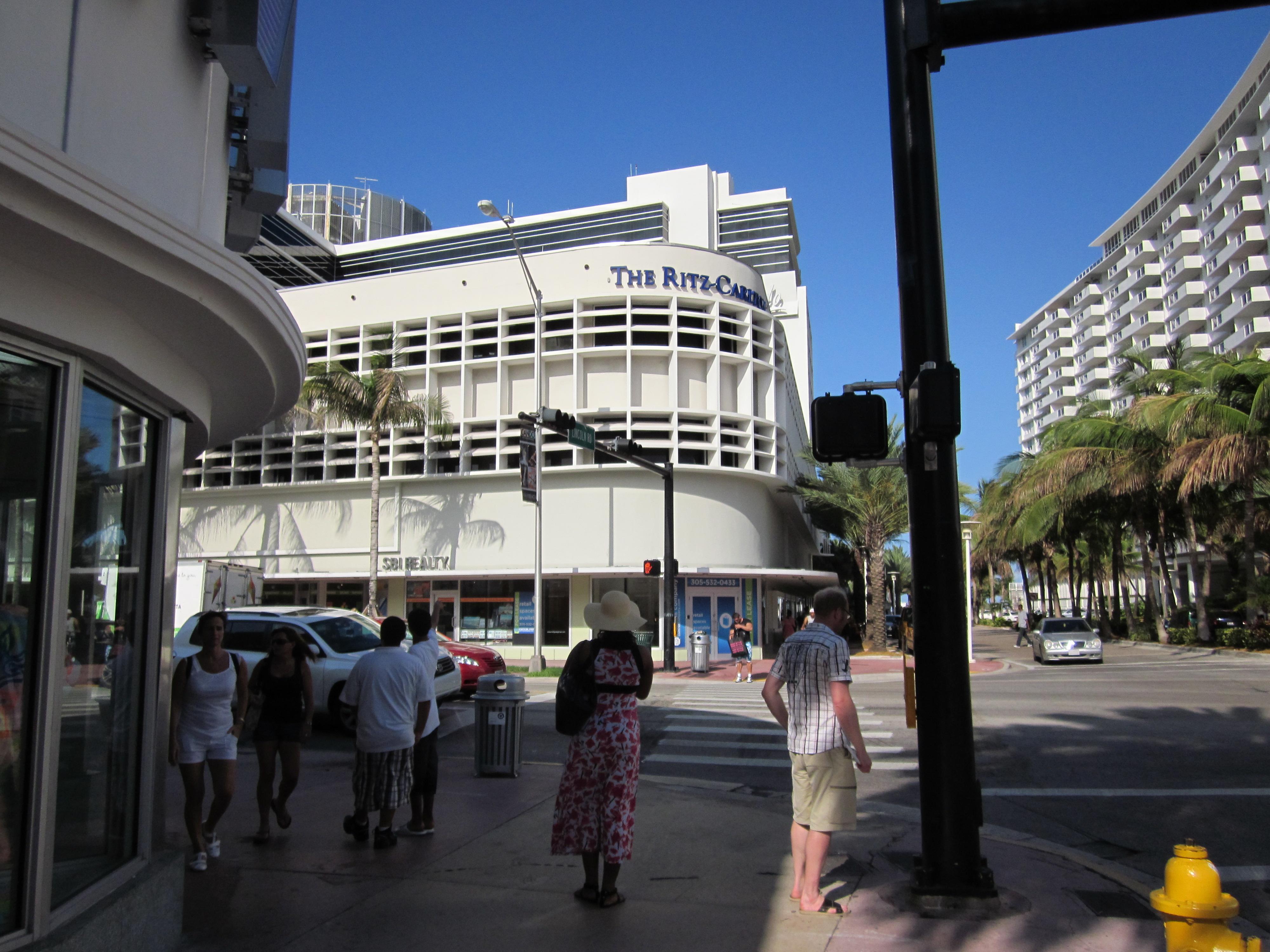 Ritz Carlton Miami Beach Address