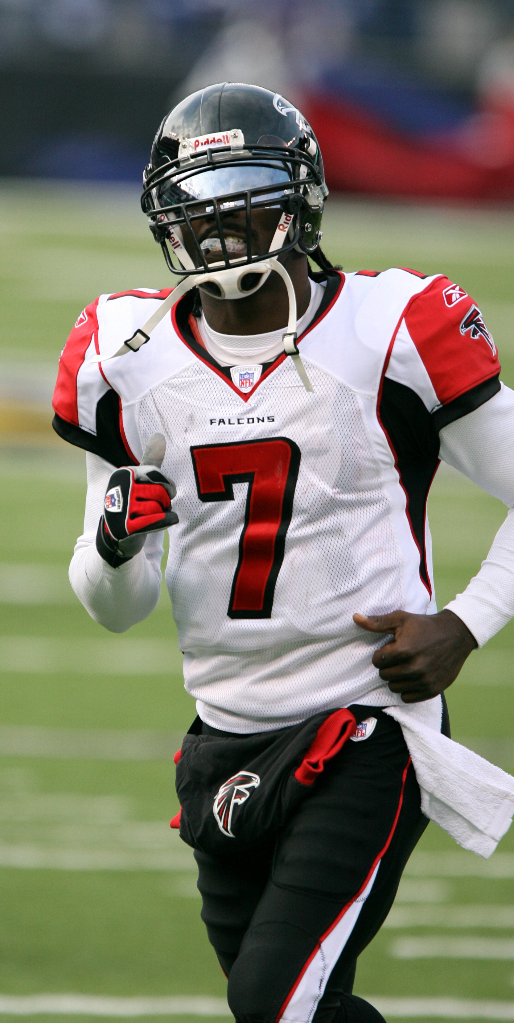 michael vick Former atlanta falcons quarterback michael vick was named the offensive coordinator of the alliance of american football's new atlanta team on wednesday.