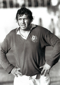 Mike Burton (rugby union) Rugby player