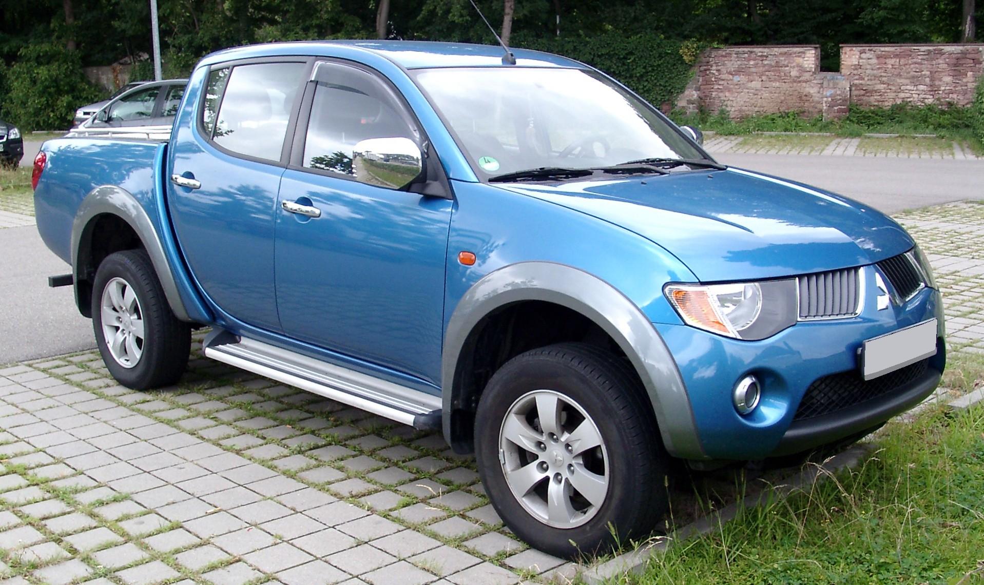 File:Mitsubishi L200 front 20080722.jpg