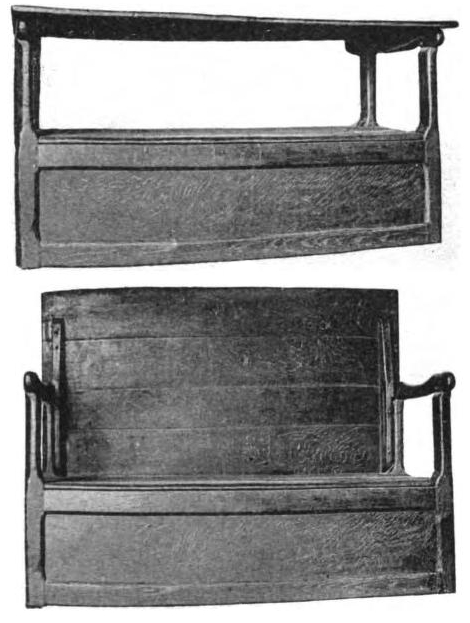 File Monks Bench Seventeenth Wikimedia Commons