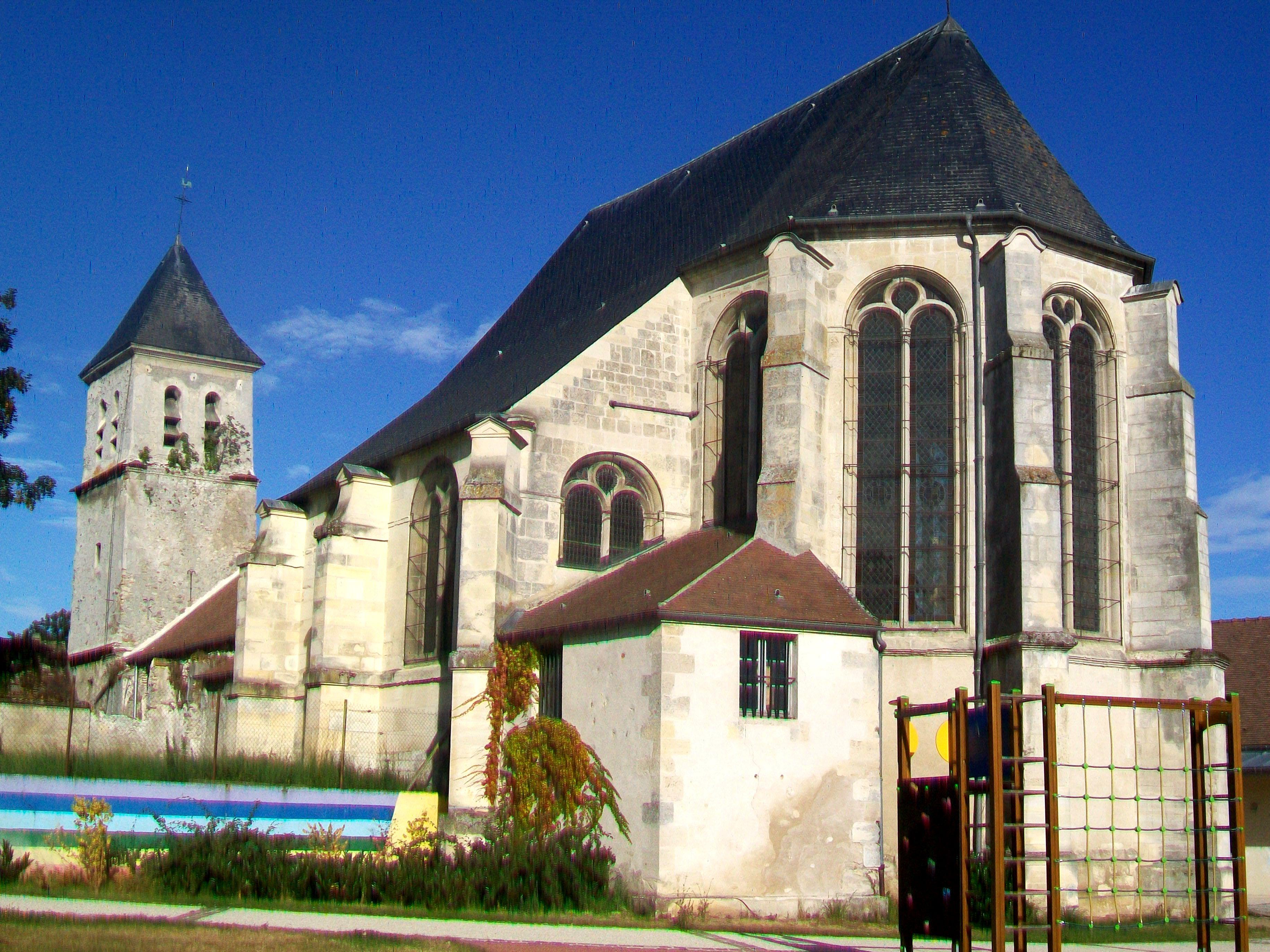 Moussy-le-Vieux