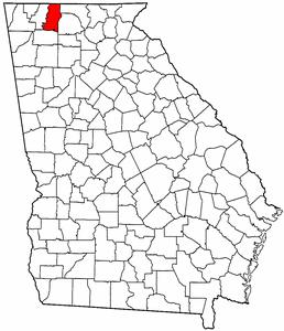 Murray County Georgia