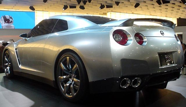 2005 Nissan Sport Concept. The Nissan GT-R is a sports