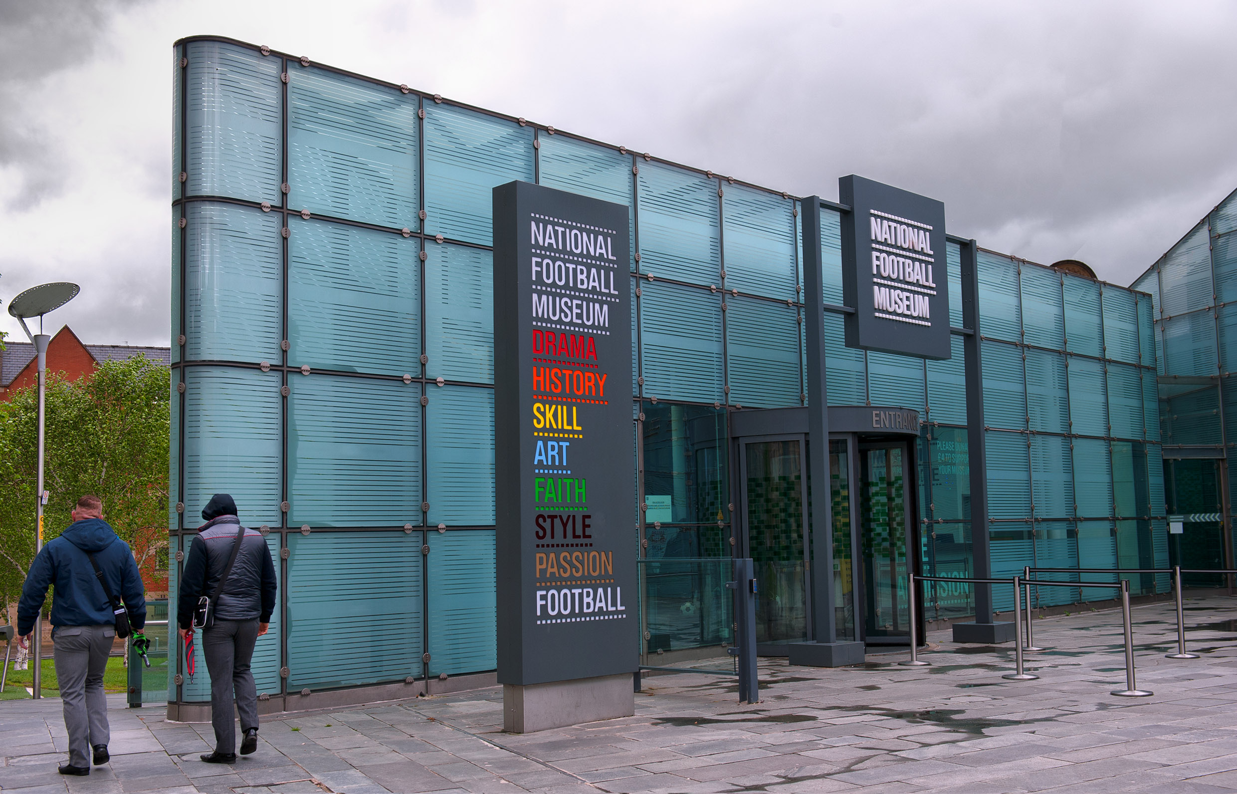 National Football Museum Manchester