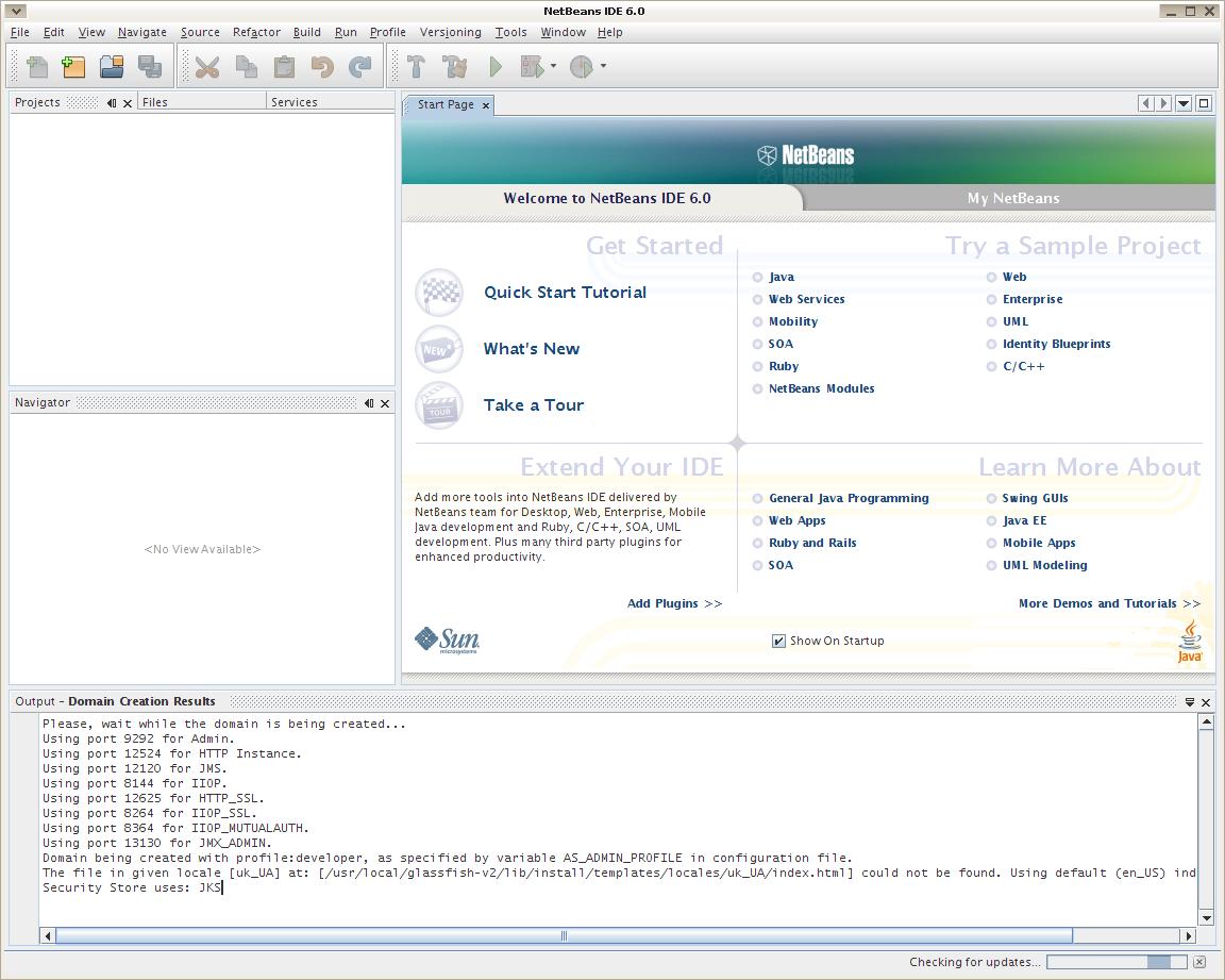 Файл:NetBeans IDE 6 0 png — Вікіпедія