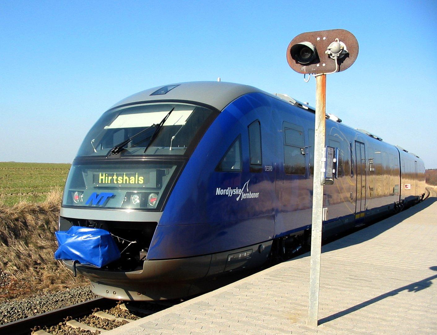 transport nordjylland