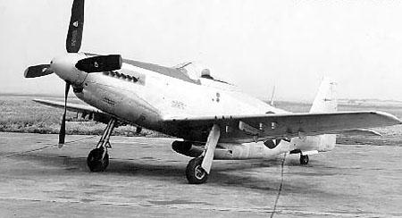 North American P-51H