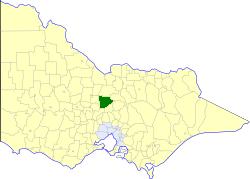 Shire of McIvor Local government area in Victoria, Australia
