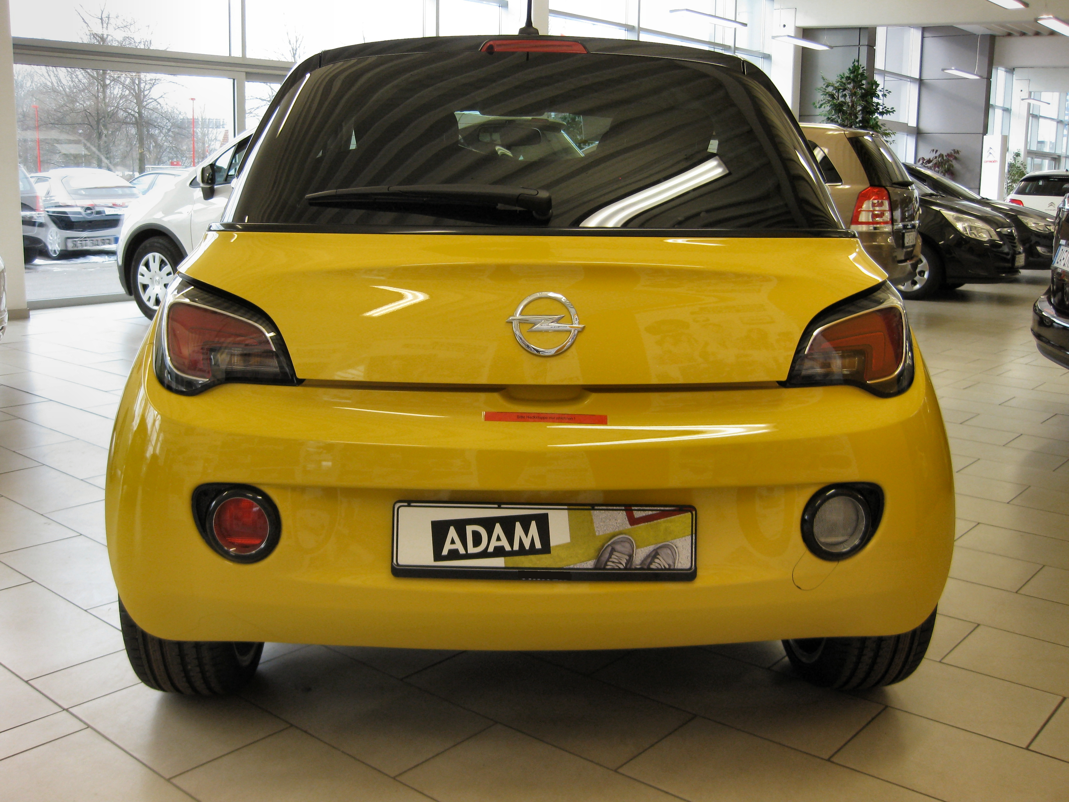 file opel adam heck jpg wikimedia commons. Black Bedroom Furniture Sets. Home Design Ideas