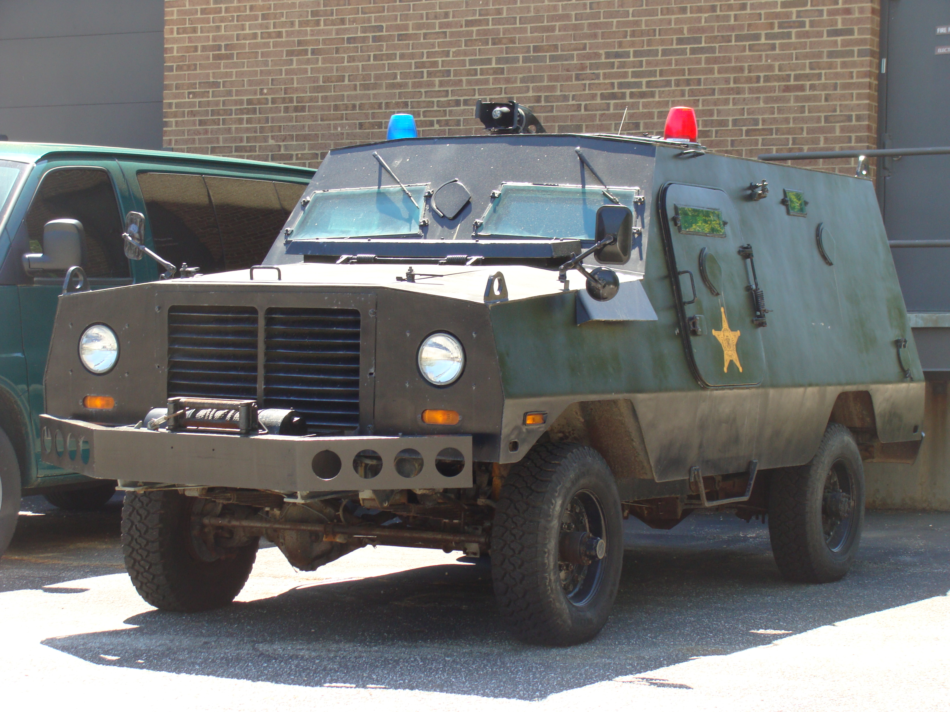 Vehicle Swat Truck