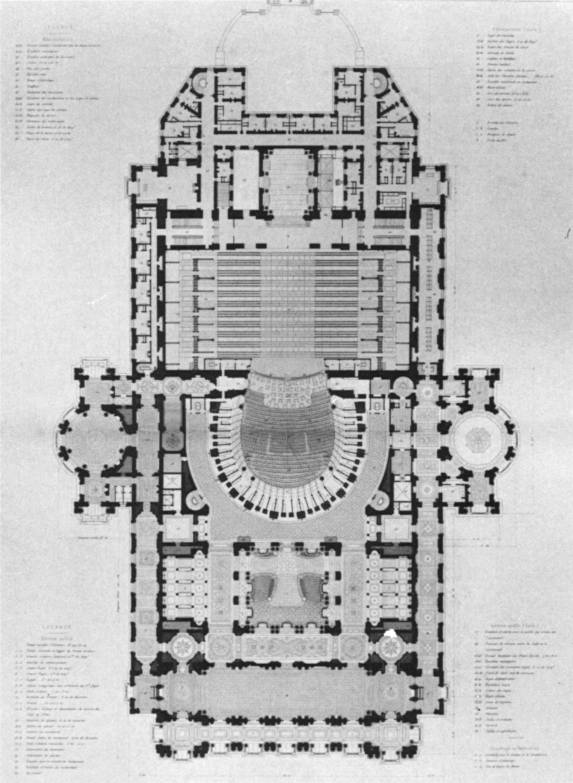 File Palais Garnier Plan At The First Loge Level Mead