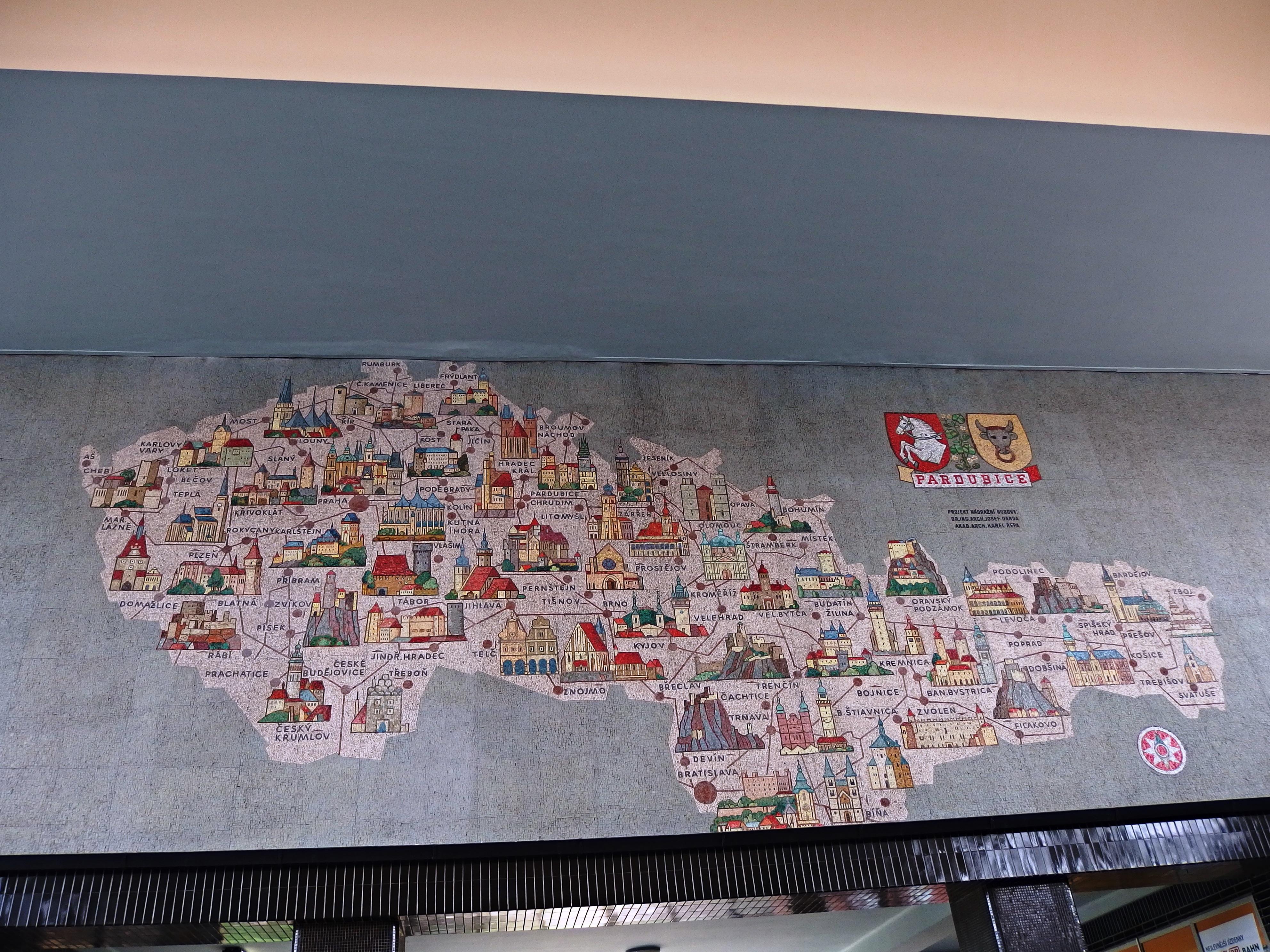 File Pardubice Hlavni Nadrazi Mapa Jpg Wikimedia Commons