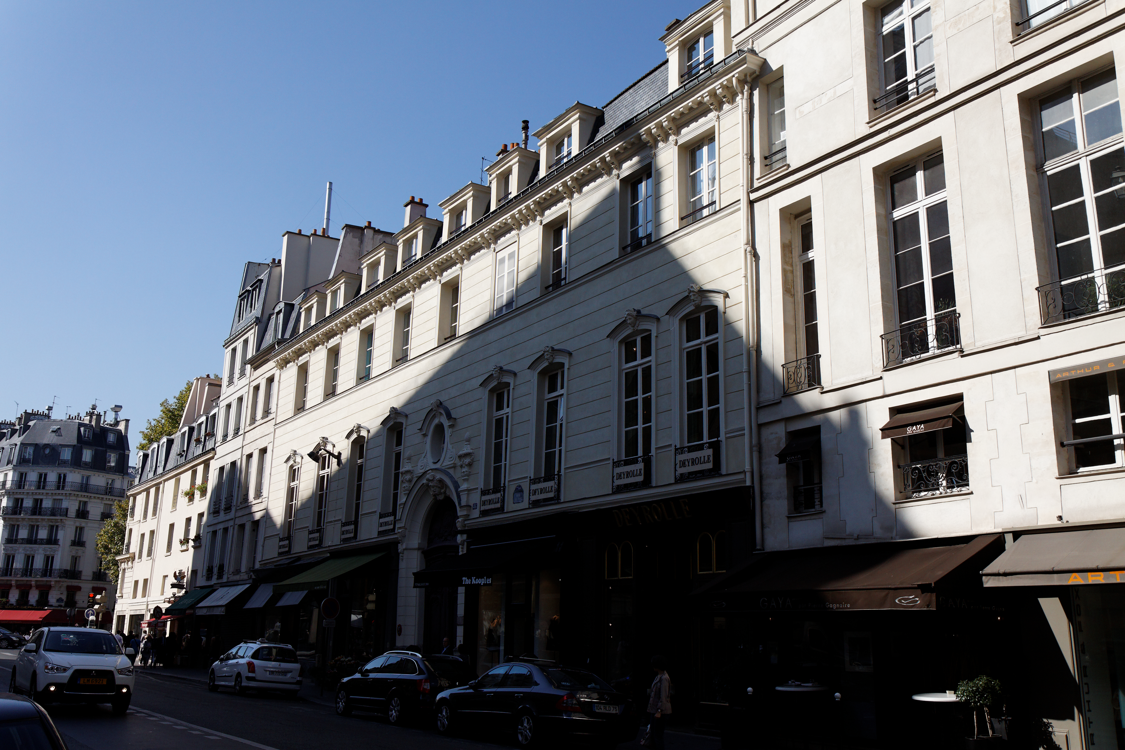 Fichier paris h tel de samuel bernard 46 rue du bac wikip dia - Poltrona frau rue du bac ...
