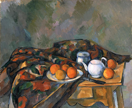 Paul Cézanne, Still Life With Teapot.jpg