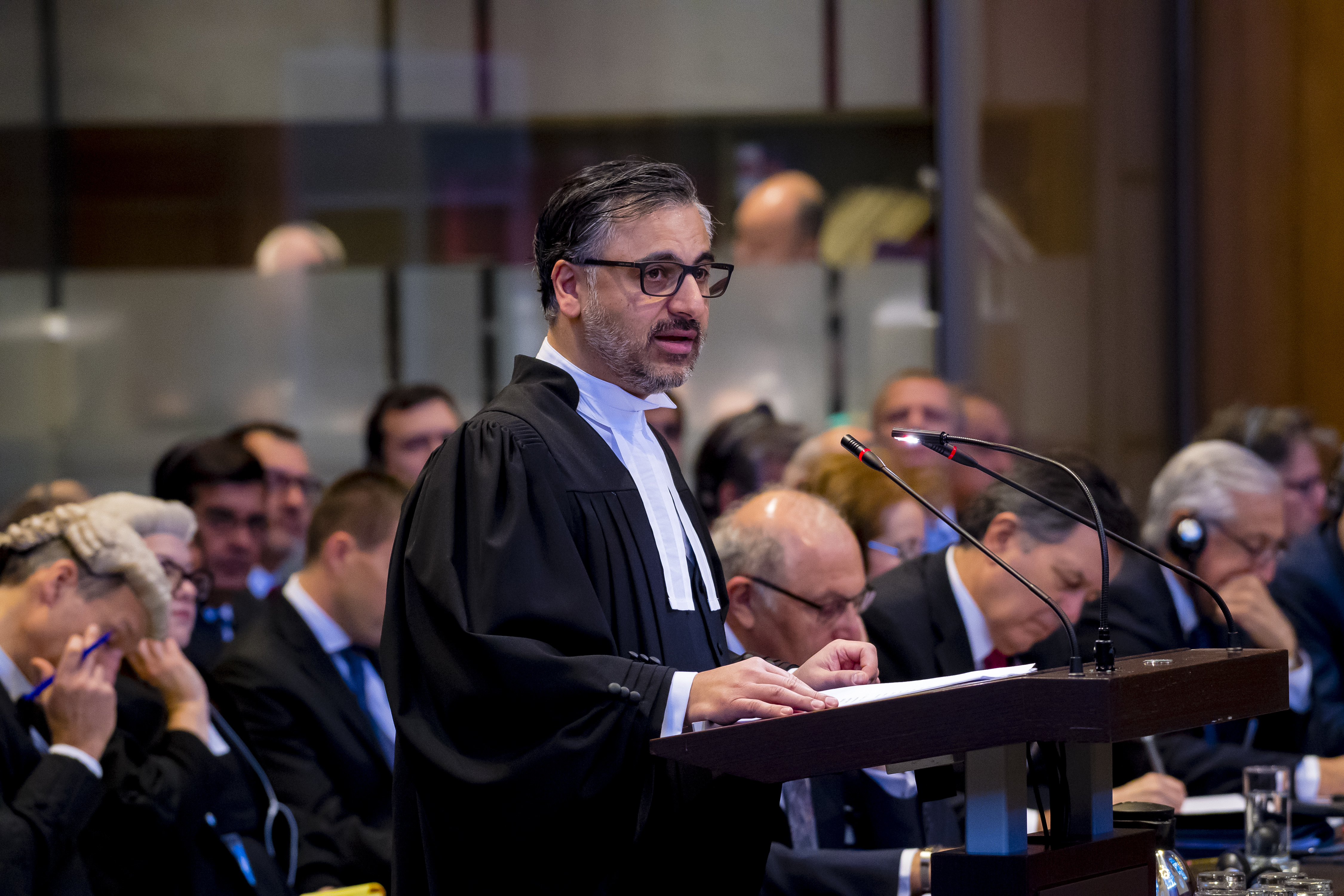 File:Payam Akhavan–international lawyer and human rights activist ...