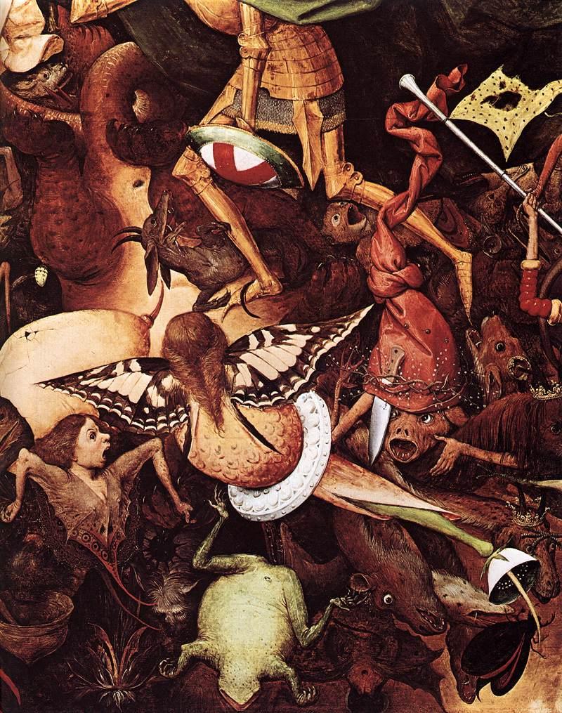archivopieter bruegel the elder the fall of the rebel