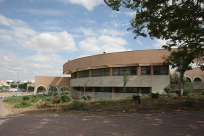 """מבנה מרכז להב""""ה ברהט"""