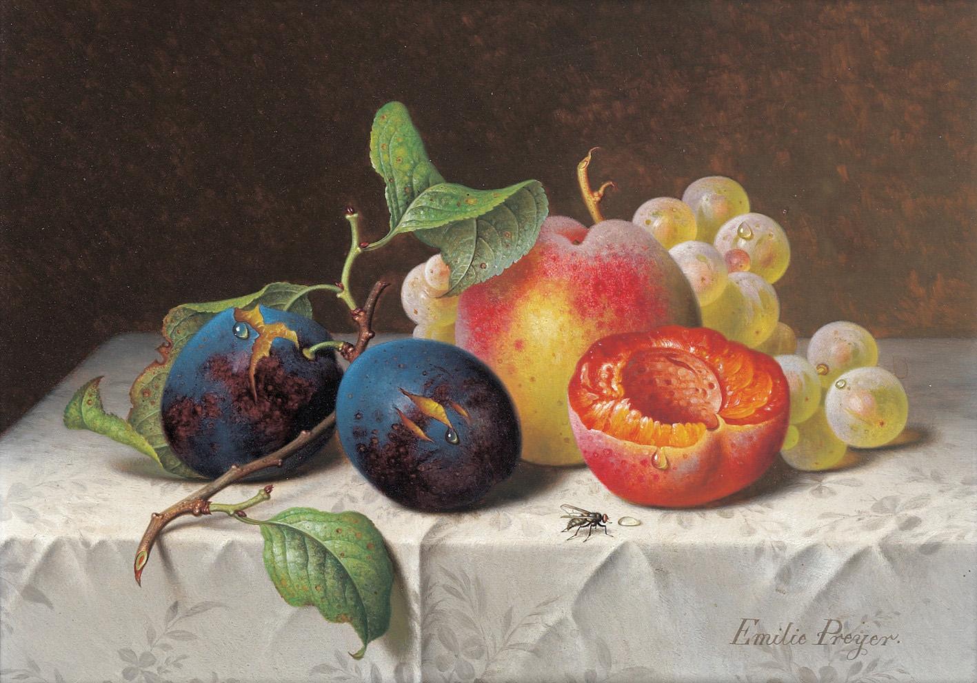 File:Preyer, Emilie - Still Life of Fruit.jpg - Wikimedia ...