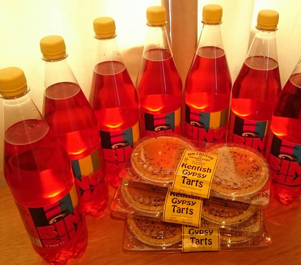 bing  soft drink