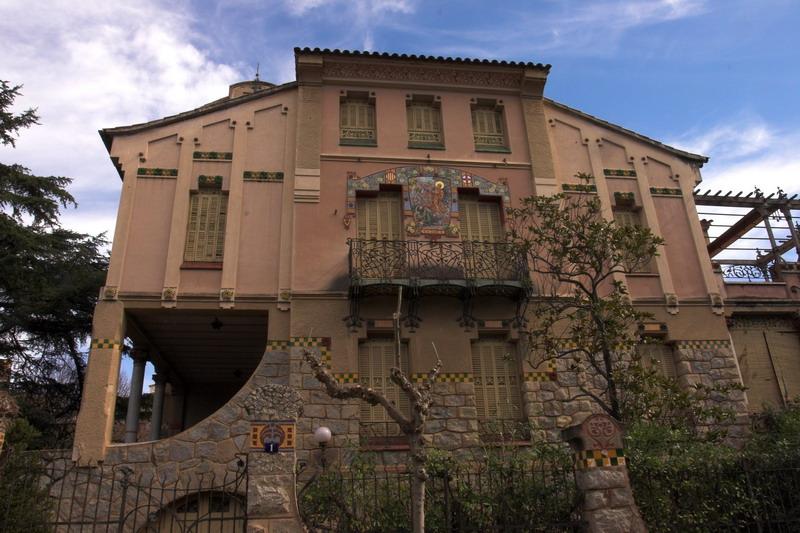Casa barbey la garriga wikiwand - Casa la garriga ...