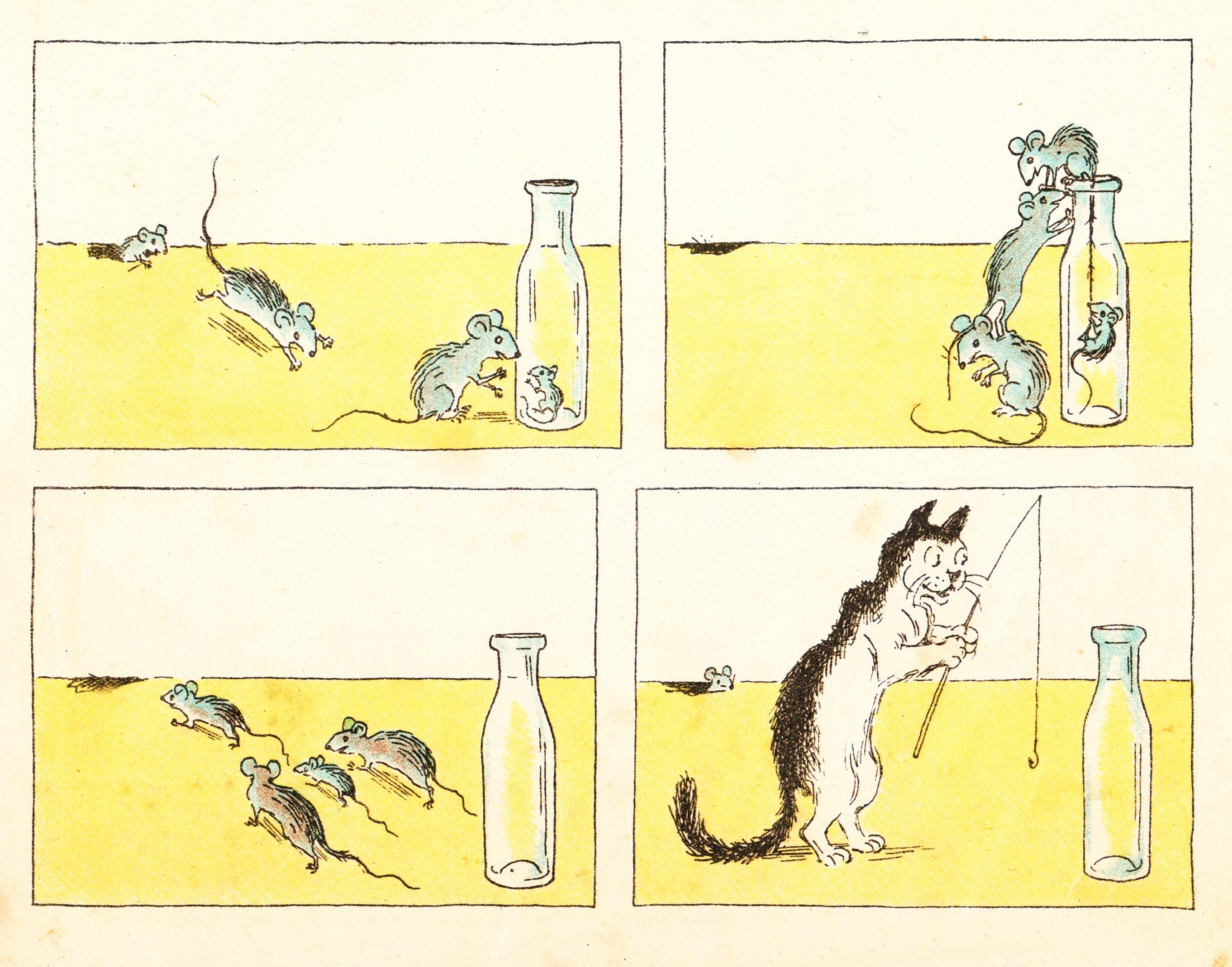 зачастую рассказ по картинкам как мышка афинах люди