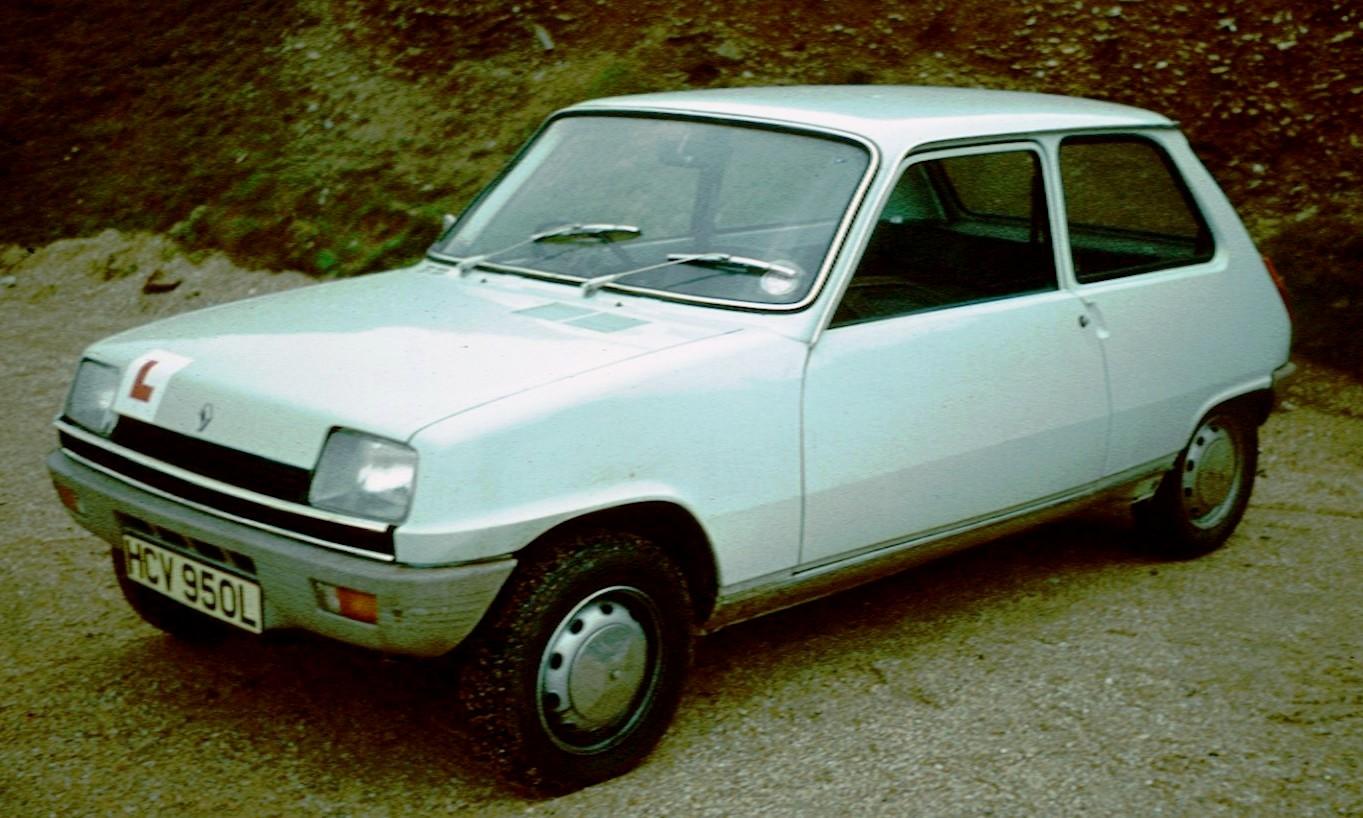 Renault 5 Wikipedia La Enciclopedia Libre