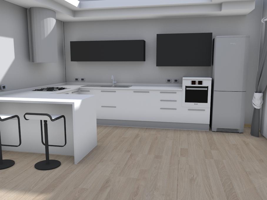 Programmi per disegnare cucine finest unico domusda a il pia diffuso software di di ambienti - Programma per progettare cucine ...