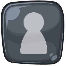 File Rie Black Icon User Png Wikimedia Commons