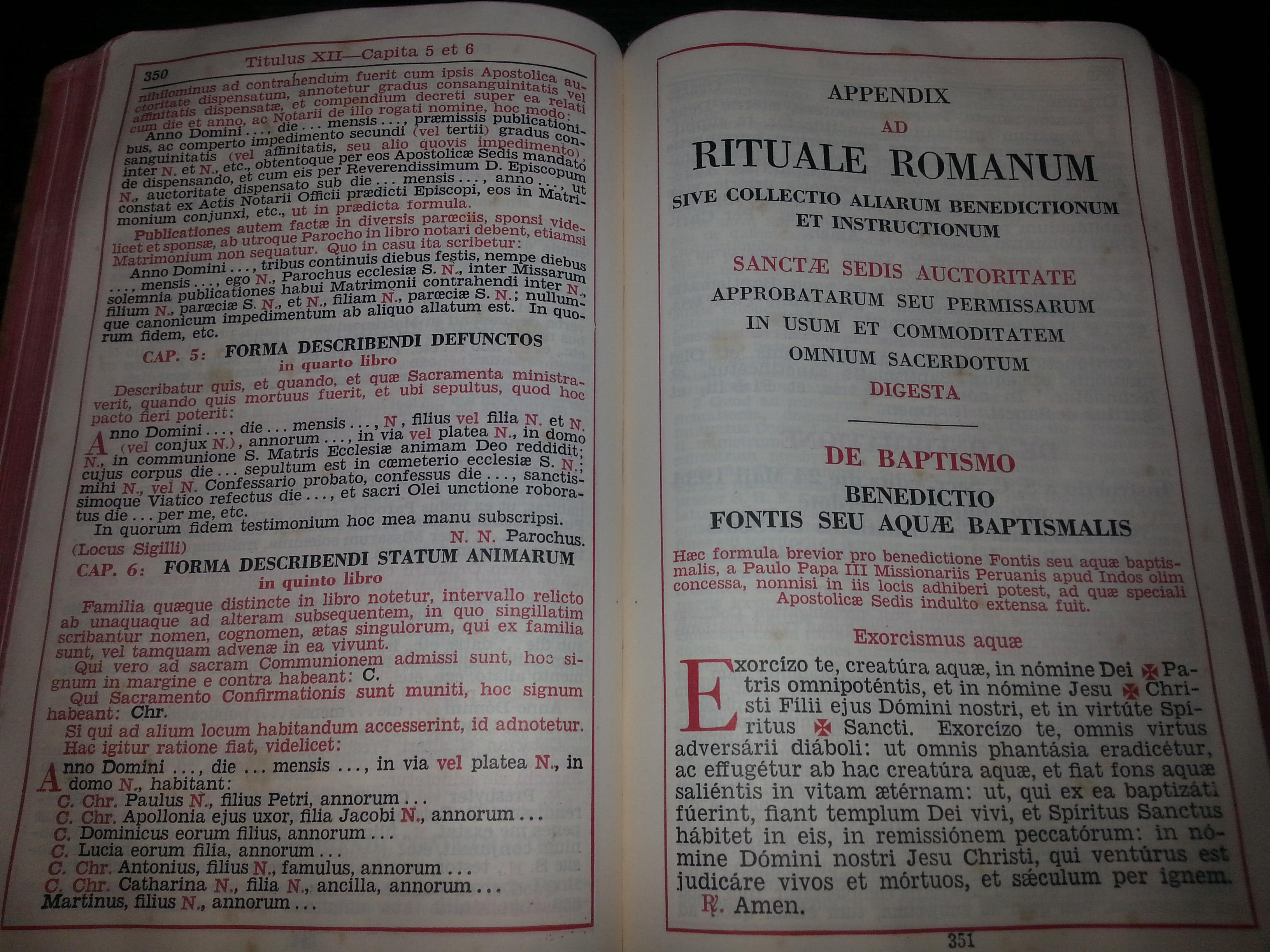Matrimonio Romano Scribd : Rituale romano wikipedia