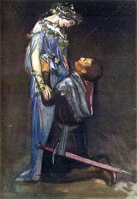 an analysis of la belle dame sans merci by john keats La belle dame sans merci (the beautiful lady without mercy/pity) was dashed off, then, and largely dismissed by keats himself it was first published in the indicator on 10 may 1820 and has since become one of his most celebrated poems.
