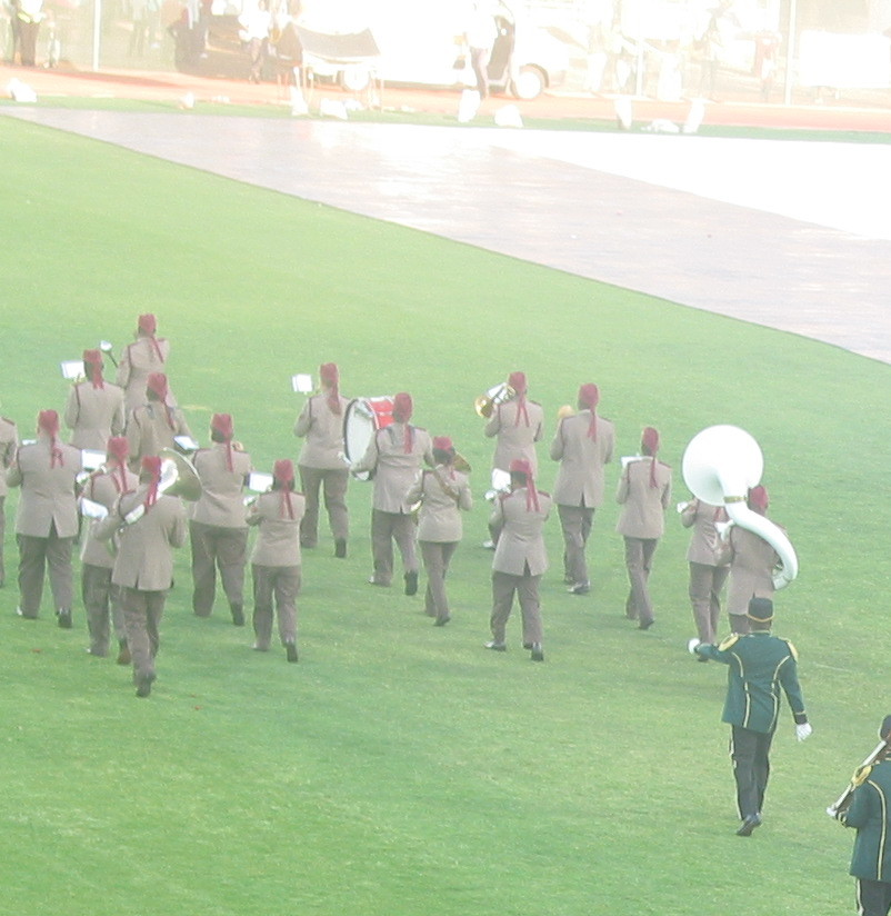 South Africa Man Bands: South African National Defence Force Bands