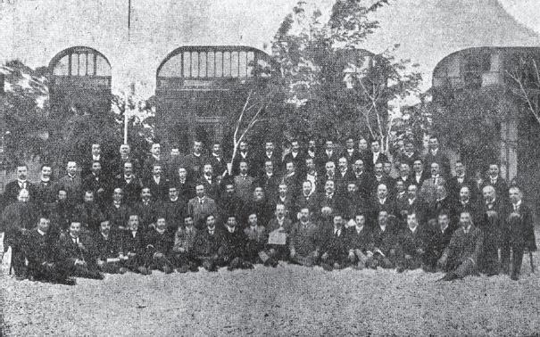 Резултат с изображение за Български конституционни клубове в Кратово и Крива паланка.