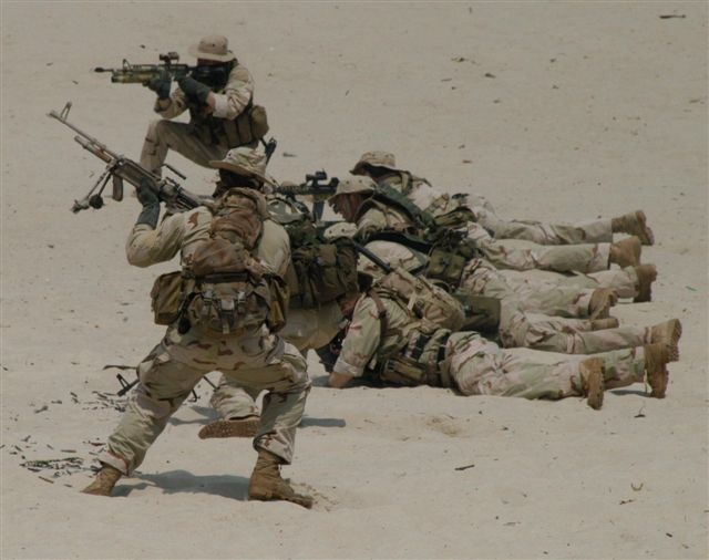 seal team. Archivo:SEAL team training.jpg
