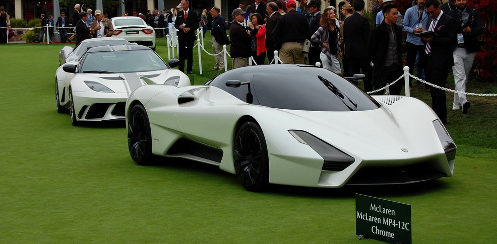 Most Fastest Sports Car In The World