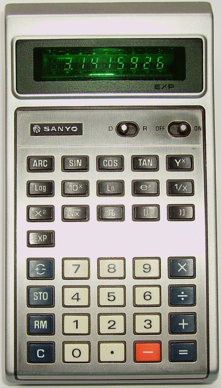 scientifique calculatrice