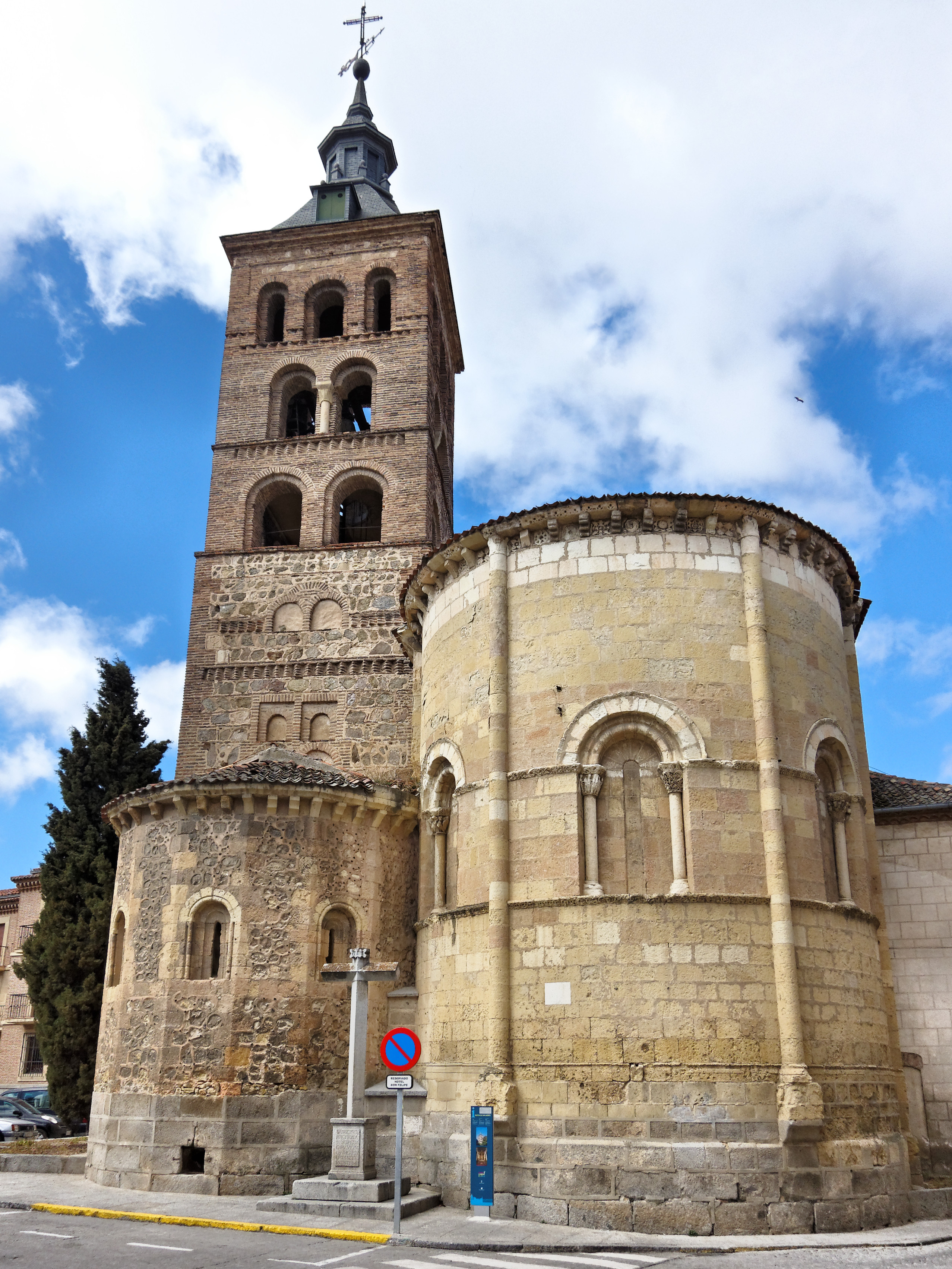 File:Segovia - Iglesia de San Andrés - 115838.jpg ...